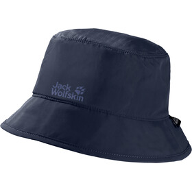 Jack Wolfskin Supplex Chapeau safari Enfant, night blue